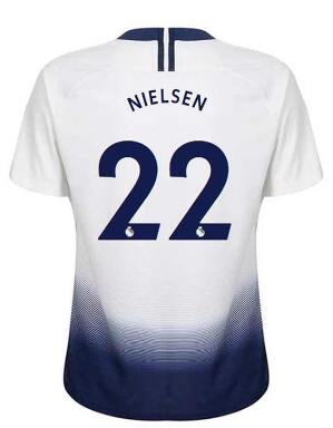 Spurs Nielson 22 Legends Shirt 2018/19