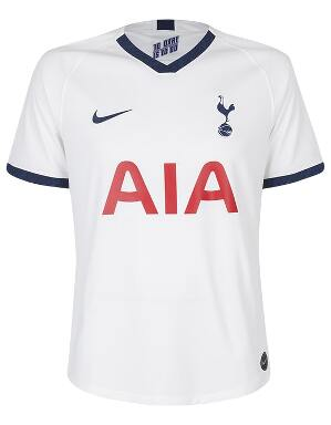 Nike Tottenham Hotspur Heung Min Son Home Shirt 2019 2020 Junior