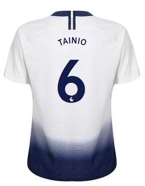 Spurs Tainio 6 Legends Shirt 2018/19