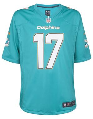 Nike Adult Miami Dolphins Ryan Tannehill NFL Jersey