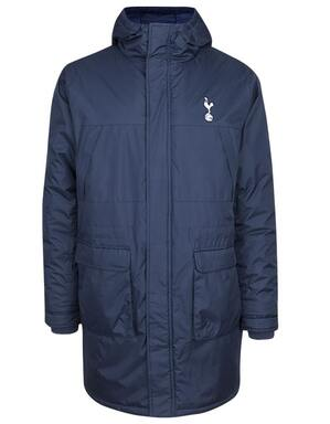 Spurs Mens Long Padded Jacket