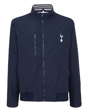 Spurs Mens Funnel Neck Jacket