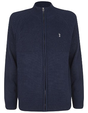Spurs Mens Half Stitch Cardigan