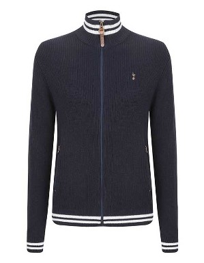 Spurs Mens Track Style Cardigan