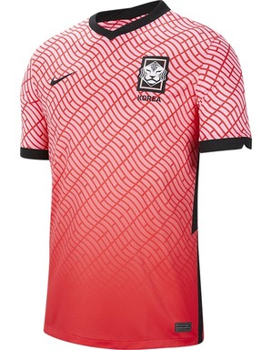 South Korea Home Shirt 2020