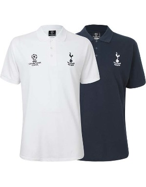Spurs Adult CL Embroidered Polo