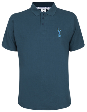 Spurs Mens Petrol Essential Polo