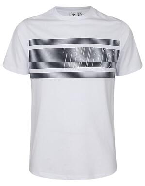 Spurs Mens THFC Stripe Tee