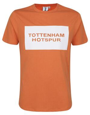 Spurs Mens Stitched Detail Tee