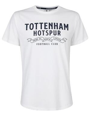 Spurs Mens Banner T-Shirt