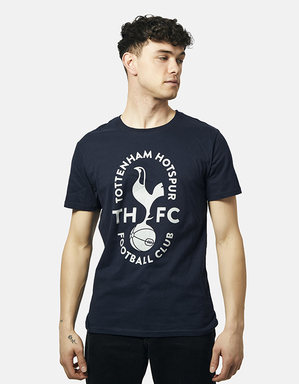 Spurs Mens THFC Cockerel T-Shirt