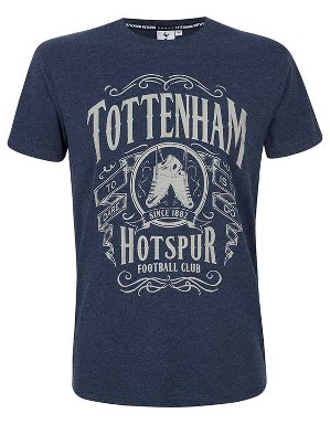 Spurs Mens Old Football Boots T-Shirt