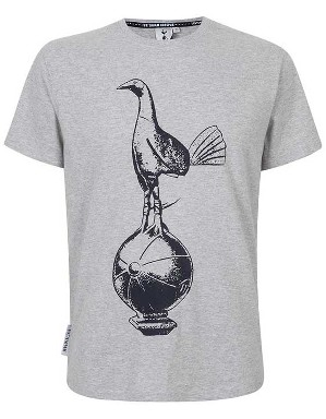 Spurs Mens Heritage Cockerel T-shirt