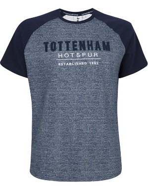 Spurs Mens Applique Tottenham T-Shirt