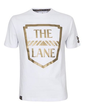Spurs The Lane Mens Graphic T-Shirt