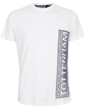 Spurs Mens Tottenham Graphic Print T-Shirt