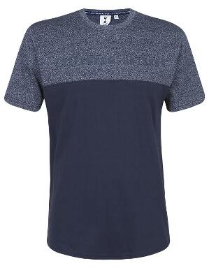 Spurs Mens Marl Colour Block T-Shirt
