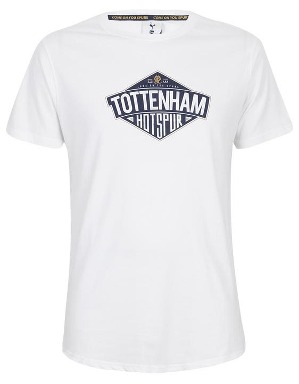 Spurs Adult Tottenham Hotspur Diamond T-Shirt