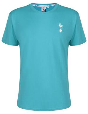 Spurs Mens Jade Green Essential T-Shirt