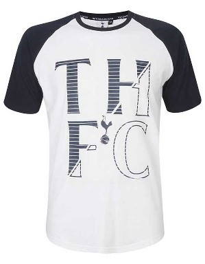 Spurs Mens Half and Half THFC T-Shirt