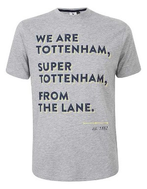 Spurs Mens We Are Tottenham T-shirt