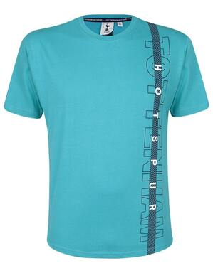 Spurs Mens Vertical Tottenham T-Shirt