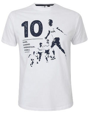 Spurs Mens Number 10s T-shirt