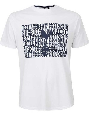 Spurs Mens Tottenham Repeat T-shirt