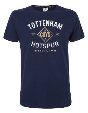 Spurs Mens COYS Diamond Shield T-Shirt
