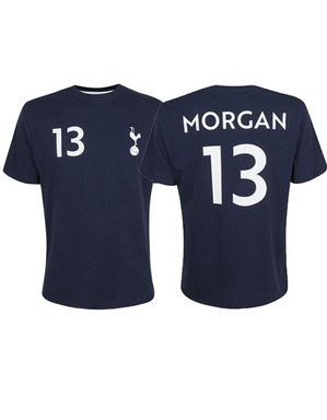 Spurs Mens Morgan Player Tee