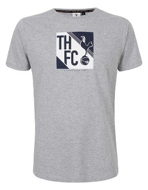 Spurs Mens THFC Square T-Shirt
