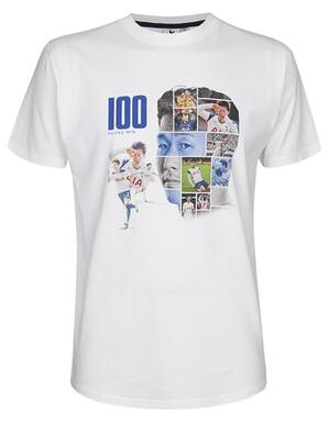 Spurs Adult Heung-Min Son 100 Goals T-Shirt