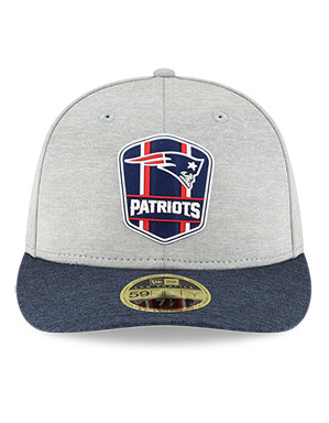 New Era Adult New England Patriots 59Fifty Cap