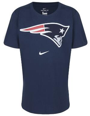 Nike Youth New England Patriots Logo T-Shirt