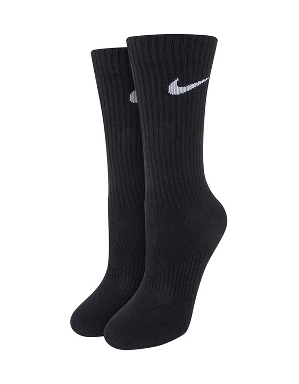 Nike Black Training Socks