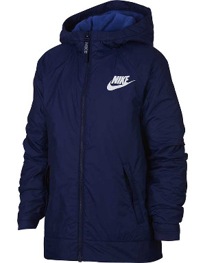 Nike Boys NSW Fleece Lined Jacket