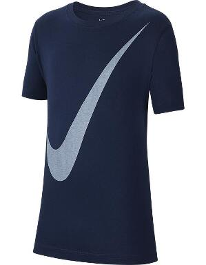 Nike Youth NSW Large Swoosh T-Shirt 2019/20