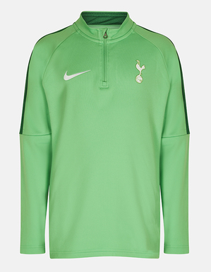 Spurs Nike Youth Green Academy Drill Top