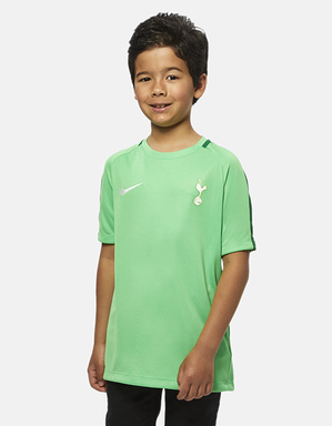 Spurs Nike Youth Green Academy T-Shirt