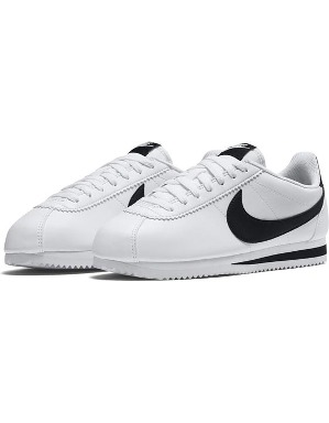 Nike Womens Classic Cortex Leather Trainers