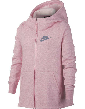 Nike Girls NSW Full Zip Hoodie
