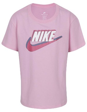 Nike Girls NSW Futura T-Shirt