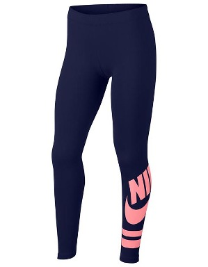 Nike Girls Graphic Leggings