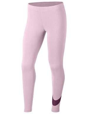 Nike Girls Swoosh Leggings