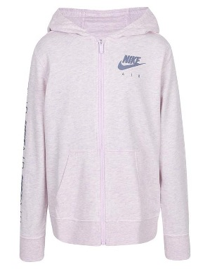 Nike Girls Air Full Zip Hoodie