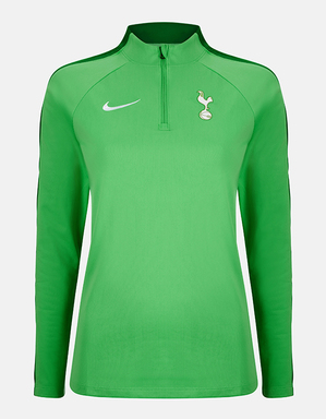 Spurs Nike Womens Green Academy Drill Top