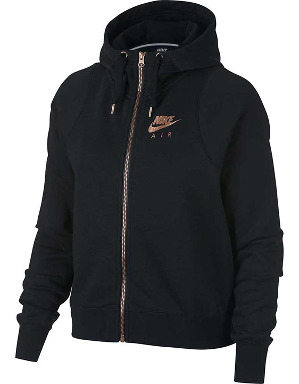 Nike Ladies NSW Air Full Zip Hoodie