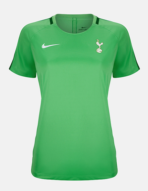Spurs Nike Womens Green Academy T-Shirt