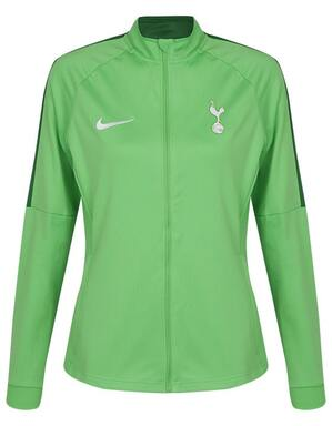 Spurs Nike Womens Green Academy Track Jacket