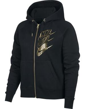 Nike Ladies Shine Full Zip Hoodie